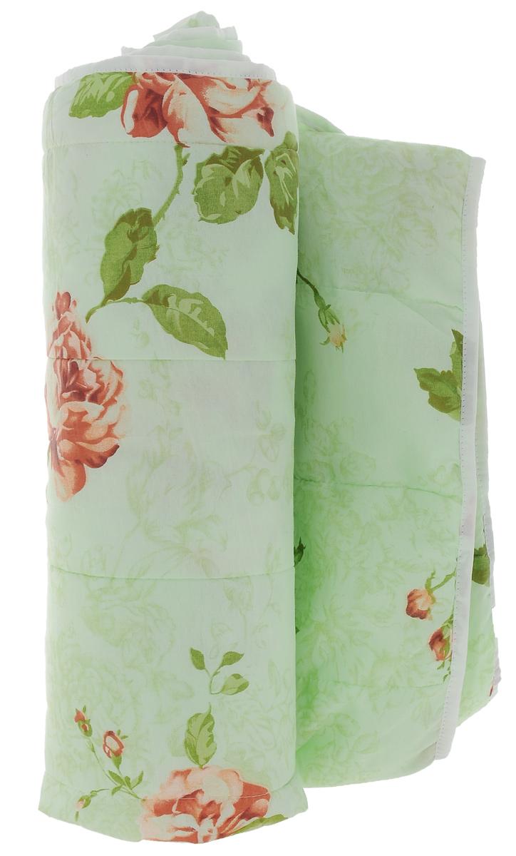 Одеяло летнее OL-Tex Miotex, наполнитель: полиэфирное волокно Holfiteks, цвет: зеленый, коричневый, 172 х 205 смМХПЭ-18-1_зеленый, коричневыйЛегкое летнее одеяло OL-Tex Miotex создаст комфорт и уют во время сна. Чехол выполнен из полиэстера и оформлен красочным рисунком. Внутри - современный наполнитель из полиэфирного высокосиликонизированного волокна Holfiteks, упругий и качественный. Прекрасно держит тепло. Одеяло с наполнителем Holfiteks легкое и комфортное. Даже после многократных стирок не теряет свою форму, наполнитель не сбивается, так как одеяло простегано и окантовано. Не вызывает аллергии. Holfiteks - это возможность легко ухаживать за своими постельными принадлежностями. Изделие можно стирать - оно быстро и полностью высыхает, что обеспечивает гигиену спального места при невысокой цене на продукцию.Плотность: 100 г/м2.
