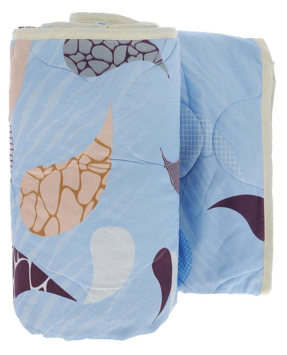 Одеяло всесезонное OL-Tex Miotex, наполнитель: полиэфирное волокно Holfiteks, цвет: голубой, 200 см х 220 смМХПЭ-22-3_голубойВсесезонное одеяло OL-Tex Miotex создаст комфорт и уют во время сна. Чехол выполнен из полиэстера и оформлен красочным рисунком. Внутри - современный наполнитель из полиэфирного высокосиликонизированного волокна Holfiteks, упругий и качественный. Прекрасно держит тепло. Одеяло с наполнителем Holfiteks легкое и комфортное. Даже после многократных стирок не теряет свою форму, наполнитель не сбивается, так как одеяло простегано и окантовано. Не вызывает аллергии. Holfiteks - это возможность легко ухаживать за своими постельными принадлежностями. Можно стирать в машинке, изделия быстро и полностью высыхают - это обеспечивает гигиену спального места при невысокой цене на продукцию.Плотность: 300 г/м2.