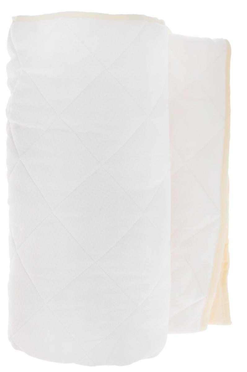 Наматрасник OL-Tex Бамбук, цвет: белый, бежевый, 140 см х 200 смОБТ-140_белый, бежевыйНаматрасник OL-Tex Бабмук с наполнителем из бамбука сделает ваш сон еще комфортнее. Чехол выполнен из поликоттона и оформлен декоративной стежкой в виде крупных ромбов, что обеспечивает равномерное распределение тепла. Изделие изготовлено из экологичных природных и нетоксичных материалов, обладает антисептическим эффектом, гигиенично и не вызывает аллергии. Мягкий и легкий, он прекрасно подойдет для жестких кроватей и диванов, делая ваш сон спокойным и приятным. Легко стирается.Бамбуковое волокно - это экологически чистая основа для создания наполнителя нового поколения, имеет естественные антибактериальные и дезодорирующие функции. Обладает прекрасной воздухопроницаемостью и впитывающими свойствами за счет пористой структуры бамбукового волокна. Не вызывает раздражений на коже человека, идеально подходит людям, страдающим аллергией и астмой. Обладает замечательной вентилирующей способностью и отличается высоким показателем чистоты. Природные свойства бамбука препятствуют проникновению бактерий и образованию запахов. Отлично переносит многократные циклы стирок и сушек.