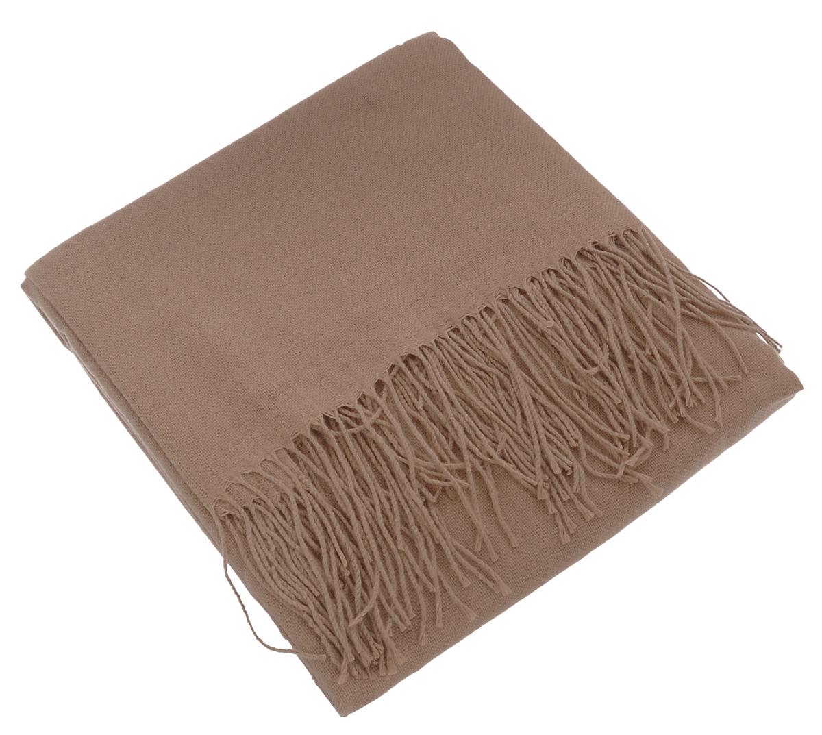 Плед Comfort, цвет: светло-коричневый, 150 х 200 см232178Плед Comfort - это идеальное решение для вашего интерьера! Он порадует вас легкостью, нежностью и оригинальным дизайном! Плед выполнен из полиэстера.Плед - это такой подарок, который будет всегда актуален, особенно для ваших родных и близких, ведь вы дарите им частичку своего тепла!