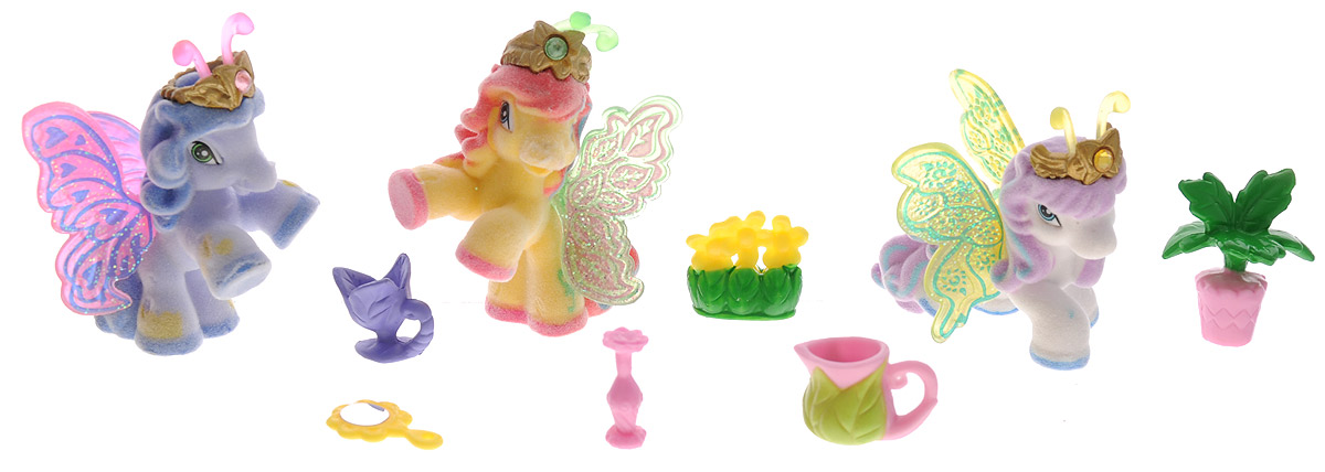 Filly Игровой набор Filly Бабочки с блестками цвет голубой желтый белый superior 12 colors set artist soft dual watercolor brush sketch markers water based ink twin tip marker pen for drawing manga