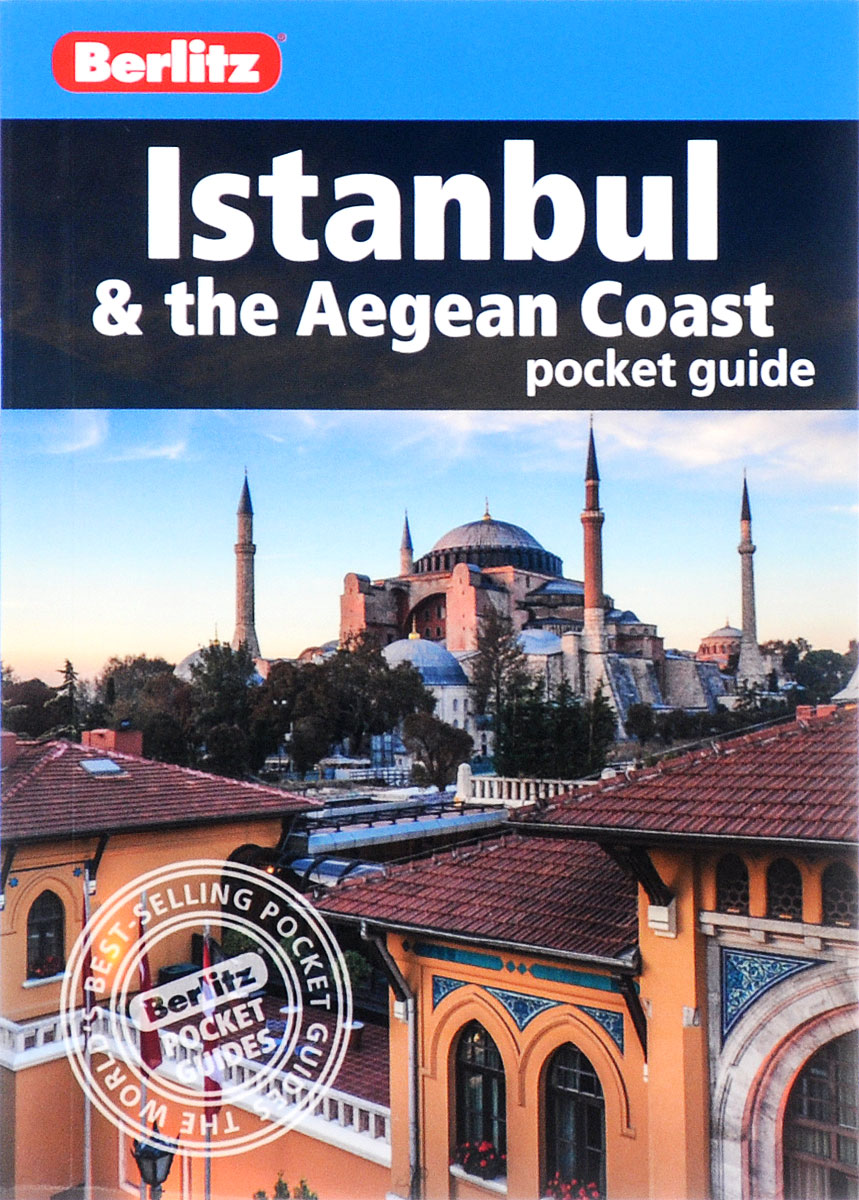 Berlitz: Istanbul & the Aegean Coast Pocket Guide the greek turkish dispute on the continental shelf in the aegean sea