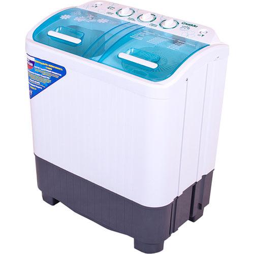 Славда WS-40PET стиральная машина4650000914539Стиральная машина полуавтомат WS-40PET российского производства с вертикальной загрузкой имеет бак объемом 4 кг, а также механическое управление. Новый, более мощный двигатель, повышает эффективность стирки. Эксклюзивная форма активатора, направлено распределяет потоки воды, что улучшает качество стирки.Загрузка сухого белья в бак до 4.0 кгЗагрузка белья при отжиме до 3,5 кгОтжим 1350 об/минМаксимальная потребляемая мощность: 360 ВтТаймерСливной насосБезопасная система отжимаПластиковый корпус, не подверженный коррозииГабариты (ширина/глубина/высота): 600x360x695 мм