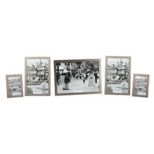Фоторамка Image Art 6016/5-PT 5в1-ом, подарочный набор