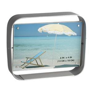 Фоторамка Image Art 6024-4S, 10*15, вертушка, серебро6024-4S