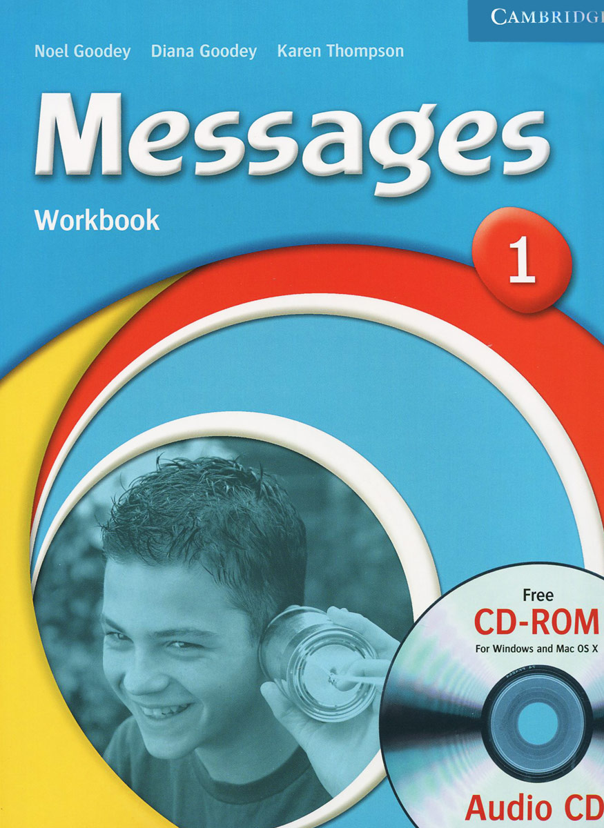 Messages 1: Workbook (+ CD-ROM)