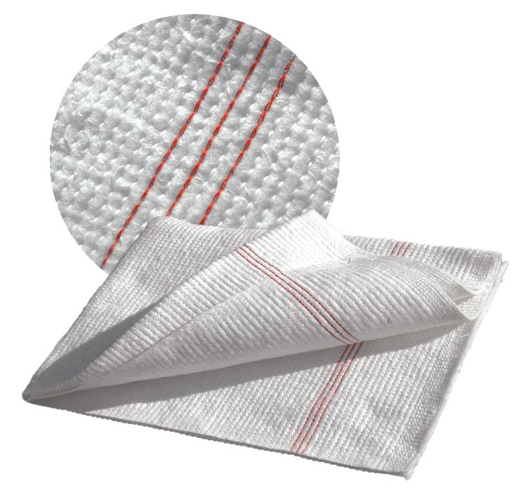 Салфетка для пола York, 50 х 53 см2205Супер прочная салфетка York для пола хорошо поглощает грязь, тщательно осушает и не оставляет клоков, легкая и приятная в использовании, идеальна для больших площадей. Выполнена из высококачественного хлопка, полипропилена и синтетических волокон.