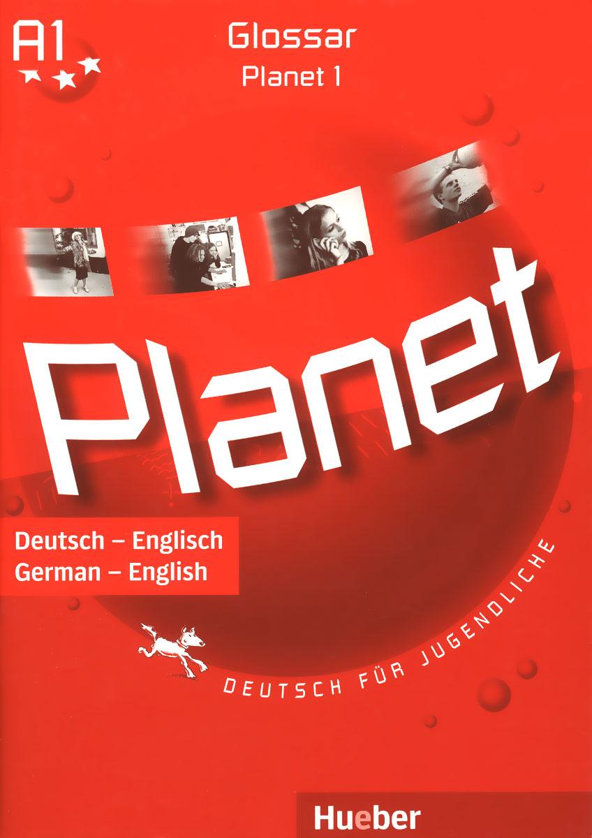 Planet: A1: Glossar: Deutsch-Englisch