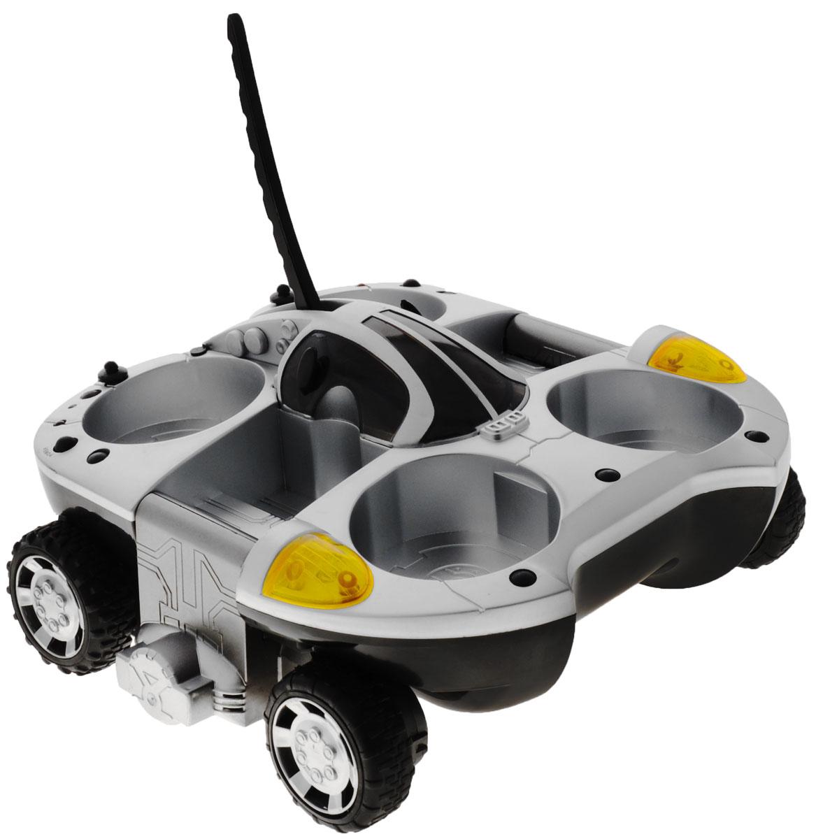 Bluesea Радиоуправляемая модель Танк-амфибия - Радиоуправляемые игрушки