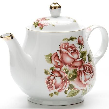 24573 Заварочный чайник 1100мл с/кр керам LR (х12)24572Заварочный чайник Материал: керамика Рисунок: цветы Размер коробки: 22 х 16,5 х 15 см Объем: 1100 мл Вес: 550 гКоличество: 2 предметаЗаварочный чайник поможет вам в приготовлении вкусного и ароматного чая, а также станет украшением вашей кухни. Яркий дизайн придает чайнику особый шарм, он удобен в использовании и понравится каждому. Такой заварочный чайник станет приятным и практичным подарком на любой праздник.