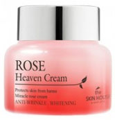 THE SKIN HOUSE Крем для лица с экстрактом розы ROSE HEAVEN, 50 мл the skin house rose heaven cream крем для лица
