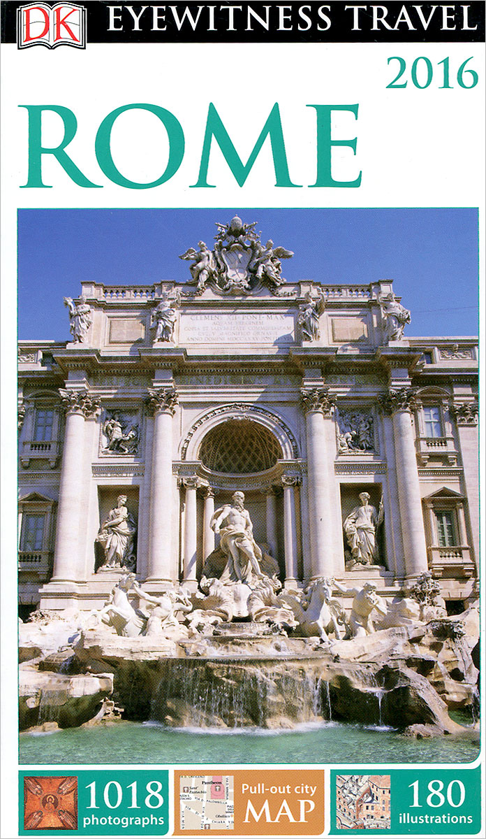 Фото Rome 2016 dk eyewitness top 10 travel guide scotland