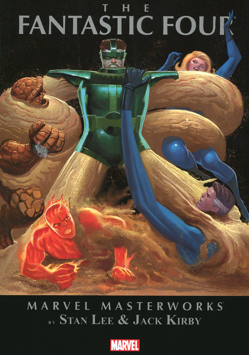 Marvel Masterworks: The Fantastic Four: Volume 7 fantastic monsters of bosch bruegel and arcimboldo