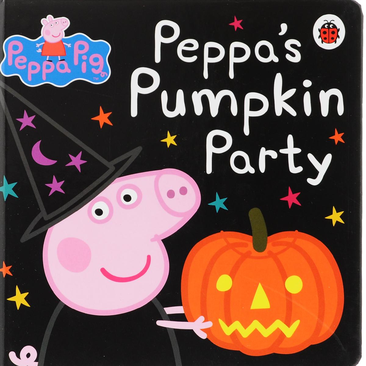 Купить Peppa Pig: Peppa's Pumpkin Party,