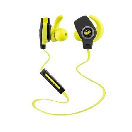Monster iSport SuperSlim In-Ear, Green Bluetooth-гарнитура128652Беспроводные Bluetooth-наушники с технологией Pure Monster SoundВстречайте беспроводные вставные Bluetooth-наушники, которые звучат чисто, ярко, динамично имощно благодаря технологии Pure Monster Sound. Теперь вы можете слушать музыку, которая наполнит вас энергией, в наушниках, не требующих проводного соединения со смартфоном. Будьте свободными. Будьте активными. Будьте сильнымиНаконецпоявились наушники, которые можно надеть под головной убор!Съезжаете ли вы на полной скорости со снежного склона или участвуете в изматывающем велосипедном заезде по пересеченной местности, беспроводные Bluetooth-наушники iSport SuperSlim станут идеальным компаньоном, благодаря своей миниатюрности, которая позволяет носить их под маской, шлемом, шапкой или другим головным убором. Если вы искали спортивные наушники, которые бы давали вам свободу и удобство, то вы нашли ихСуперлегкий весЭти беспроводные спортивные наушники подобны ветру, овевающему ваше лицо в тот момент, когда вы пересекаете финишную чертуДо 5 часов воспроизведения без подзарядкиНевероятные пять часов музыки, вдохновляющие вас на победу и подпитывающие васэнергией в течение всего марафонаБеспроводной звук, не уступающий по качеству проводному, при дальности действия до 15 м от источника звукаВ тренажерном зале, на склоне,на треке или трассе беспроводные Bluetooth-наушники iSportSuperSlim всегда звучат так же хорошо, как и проводныеКрепление, устойчивое к действию потаБлагодаря специальному креплению, стойкому к воздействию пота, наушники надежно закреплены и не выпадут из уха в самых экстремальных ситуацияхУправление функциями с помощью ControlTalk Одним касанием вы сможете переключаться между вызовами и музыкальными треками, а также управлять громкостью