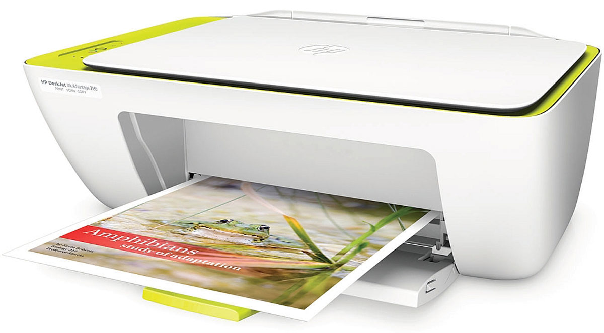 HP DeskJet Ink Advantage 2135 All-in-One (F5S29C) МФУ мфу hp deskjet ink advantage 3635 all in one f5s44c