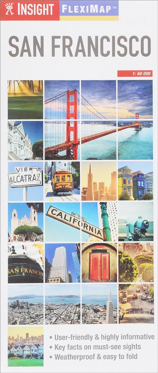 San Francisco: Flexi Map