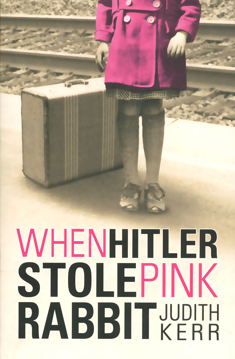 When Hitler Stole Pink Rabbit the woman who stole my life