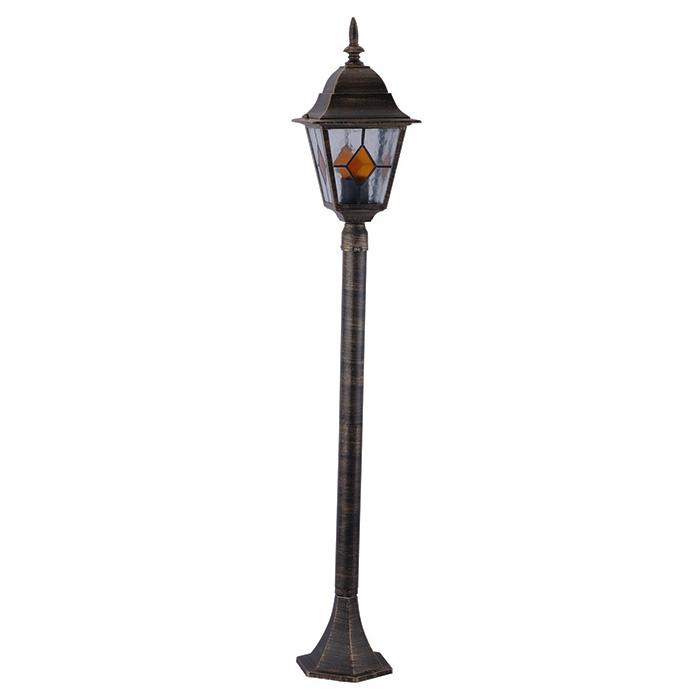 Светильник уличный Arte Lamp Berlin A1016PA-1BN