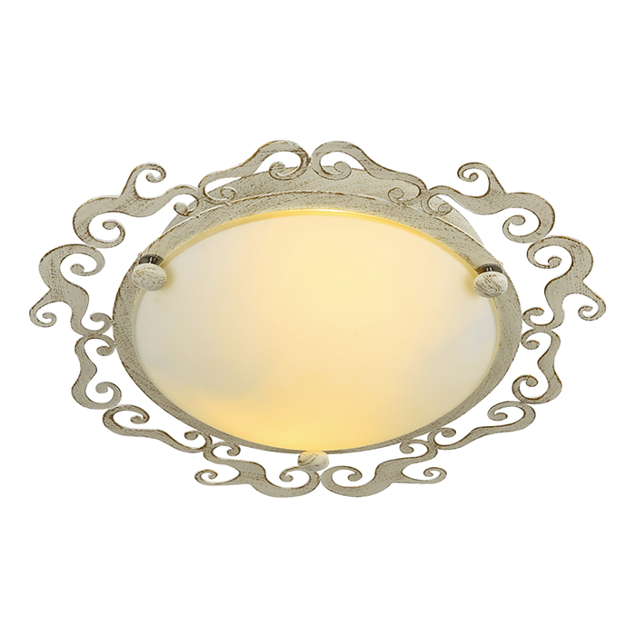 Светильник потолочный Arte Lamp RICCIOLI A1060PL-2WG материнская плата пк gigabyte ga h81m s2pv rev 1 0 ga h81m s2pv