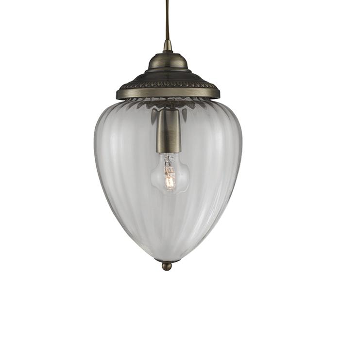 Светильник подвесной Arte Lamp Rimini. A1091SP-1ABA1091SP-1ABСветильник Arte Lamp Rimini поможет создать в вашем доме атмосферу уюта и комфорта. Благодаря высококачественным материалам он практичен в использовании и отлично работает на протяжении долгого периода времени. Длина провода: 60 см. Лампа: 1xE27; 1x60W. Тип крепления: скоба на шурупах.