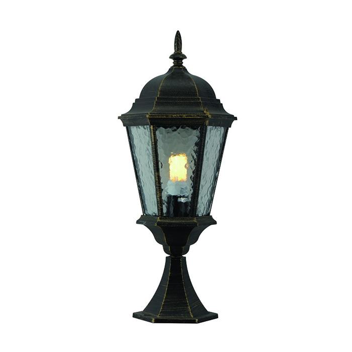 Светильник уличный Arte Lamp Genova A1204FN-1BN костюм зимний norfin tornado xl l