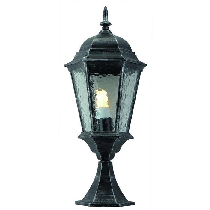 Светильник уличный Arte Lamp Genova A1204FN-1BS arte lamp a1207pa 1bs