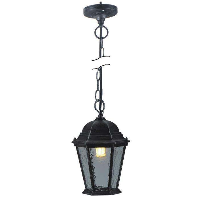 Светильник уличный Arte Lamp Genova A1205SO-1BS arte lamp a1207pa 1bs