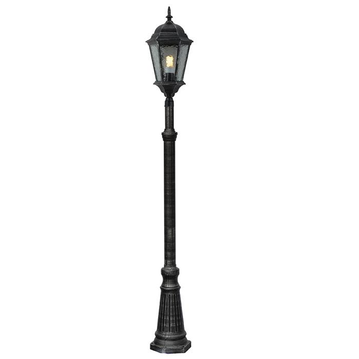 Светильник уличный Arte Lamp Genova A1207PA-1BS