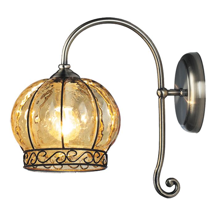 Светильник настенный Arte Lamp Venezia A2106AP-1ABA2106AP-1AB