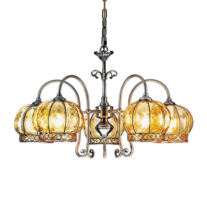 Светильник подвесной Arte Lamp Venezia A2106LM-5ABA2106LM-5AB