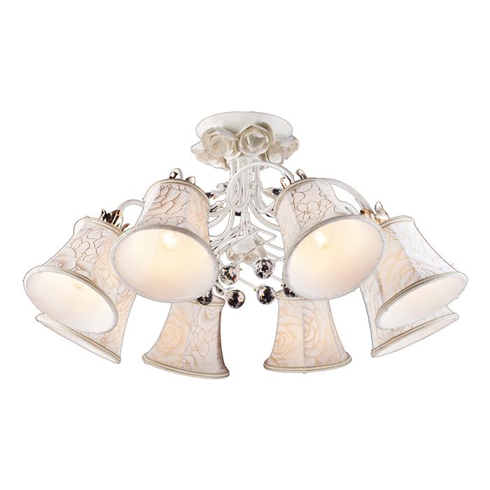Светильник потолочный Arte Lamp BELLIS A2819PL-8WGA2819PL-8WG