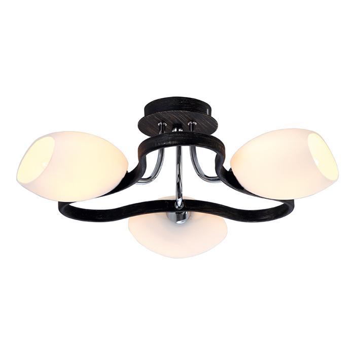 Светильник потолочный Arte Lamp Liverpool A3004PL-3BA arte lamp потолочная люстра arte lamp liverpool a3004pl 8ba