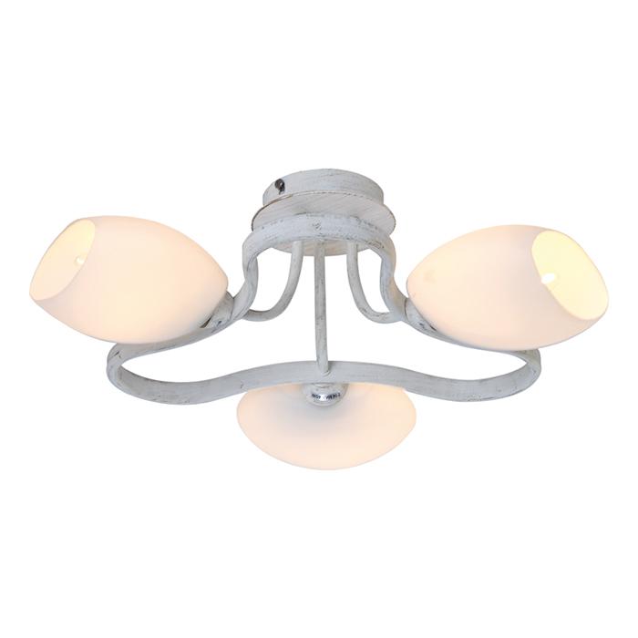 Светильник потолочный Arte Lamp Liverpool A3004PL-3WA arte lamp liverpool a3004pl 3wa