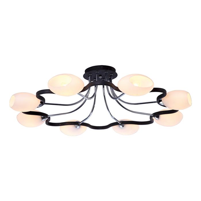 Светильник потолочный Arte Lamp Liverpool A3004PL-8BA arte lamp потолочная люстра arte lamp liverpool a3004pl 8ba