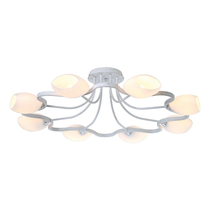 Светильник потолочный Arte Lamp Liverpool A3004PL-8WA arte lamp потолочная люстра arte lamp liverpool a3004pl 8ba