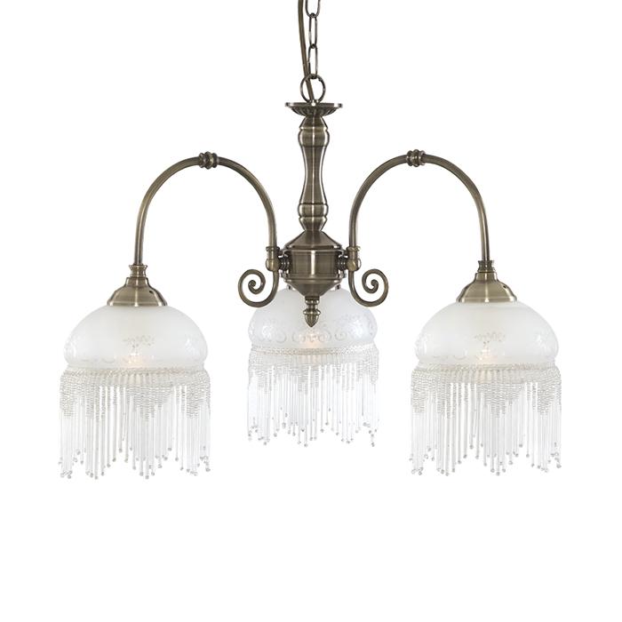 Светильник подвесной Arte Lamp Victoriana A3191LM-3ABA3191LM-3AB