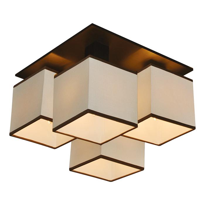 Светильник потолочный Arte Lamp Quadro A4402PL-4BK накладной светильник arte lamp quadro a4402pl 4bk