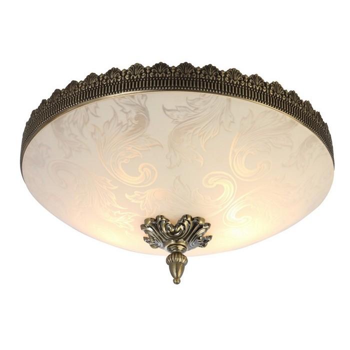 Светильник потолочный Arte Lamp CROWN A4541PL-3AB