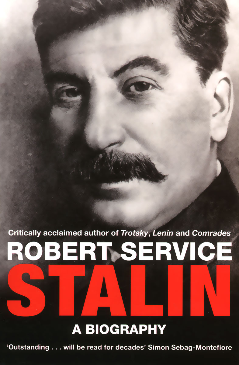 Stalin: A Biography marxism and darwinism