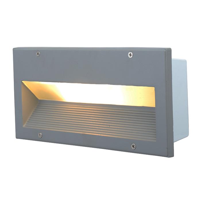 Светильник уличный Arte Lamp Brick A5158IN-1GY