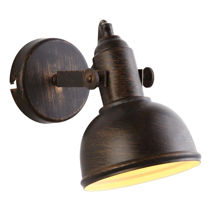 Светильник настенный Arte Lamp Martin A5213AP-1BRA5213AP-1BR