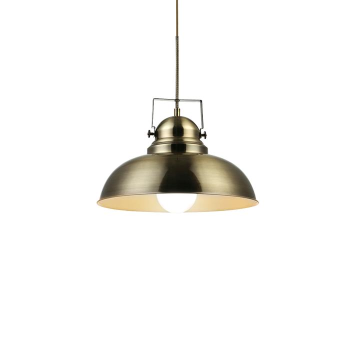 Светильник подвесной Arte Lamp Martin A5213SP-1ABA5213SP-1AB