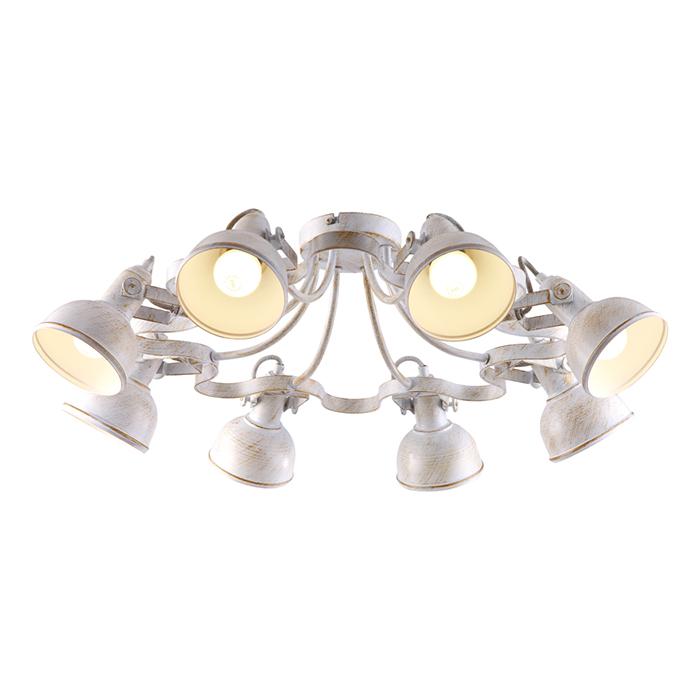 Светильник потолочный Arte Lamp MARTIN A5216PL-8WGA5216PL-8WG