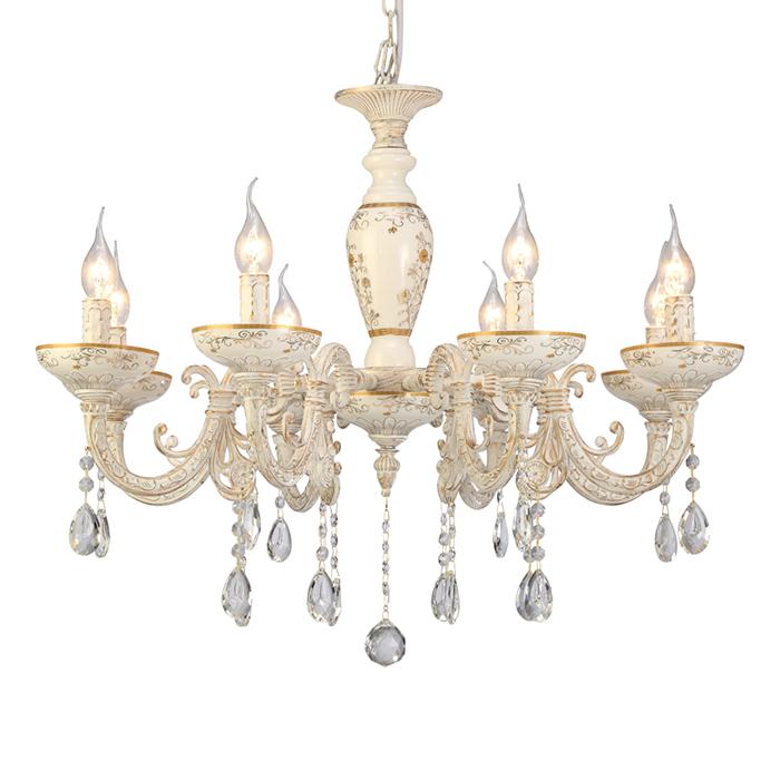 Светильник подвесной Arte Lamp DUBAI A5335LM-8WGA5335LM-8WG