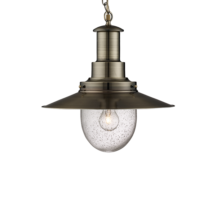 Светильник подвесной Arte Lamp FISHERMAN A5540SP-1ABA5540SP-1AB