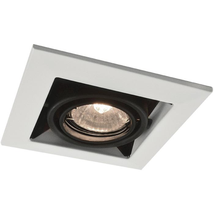 Светильник потолочный Arte Lamp Technika A5941PL-1WH