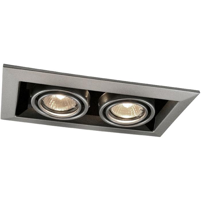 Светильник потолочный Arte Lamp Technika. A5941PL-2SI