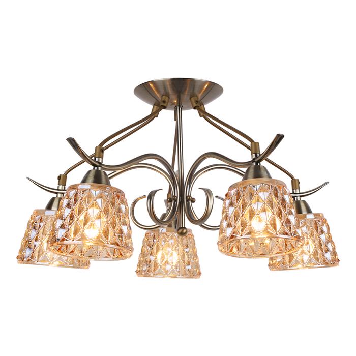 Светильник потолочный Arte Lamp Gemma A6185PL-5ABA6185PL-5AB