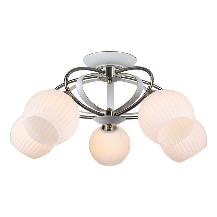 Светильник потолочный Arte Lamp ELLISSE A6342PL-5WGA6342PL-5WG